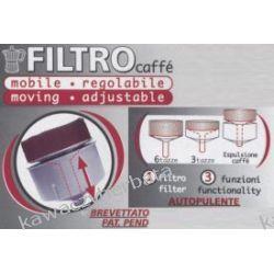 FRABOSK reduktor do kawiarek aluminiowych 6/3 Wyposażenie