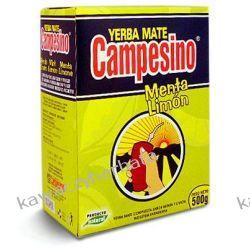 CAMPESINO MENTA LIMON yerba mate 500gram Herbaty