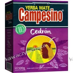 CAMPESINO CEDRON yerba mate 500gram Herbaty