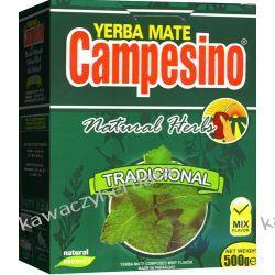 CAMPESINO TRADICIONAL NATURAL HERBS yerba mate 250gram
