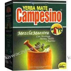 CAMPESINO MEZCLA MAESTRA yerba mate 500gram Herbaty