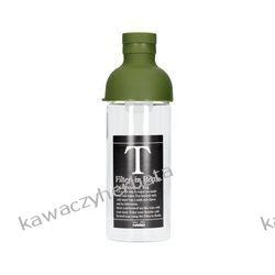 Hario butelka z filtrem Cold Brew Tea - oliwkowa zieleń 300 ml Wyposażenie