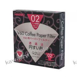 Hario filtry papierowe do dripa V60-02 Wyposażenie