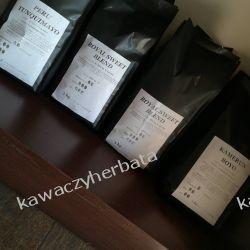 Arabika ROYAL SWEET BLEND  Kawy