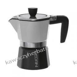 PEDRINI SEI MOKA PLUS kawiarka alumioniowa 6/300ml Wyposażenie
