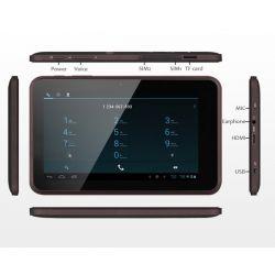 Freelander PD10 3G 1GB/8GB Tablet PC 7'' 1024*600 Wbudowany 3G + GPS + Funkcja telefonu GSM