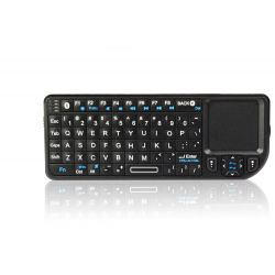 Rii mini K02 - Klawiatura Bluetooth z touchpad i wskaźnikiem laserowym
