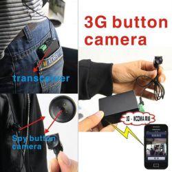 Mini kamera guzikowa 3G WCDMA GSM na kartę SIM