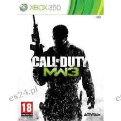 Call of Duty: Modern Warfare 3 PL + BONUS X360