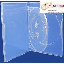 ETUI PUDEŁKO DVD CD ~WYBIERZ! 3 i 4 płyty 2 KOLORY