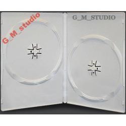 PUDEŁKO na 2 DVD CD 3 KOLORY OPAKOWANIE ~FV~OKAZJA