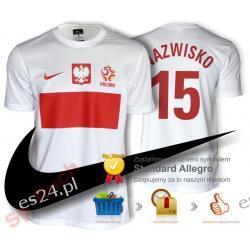 KOSZULKA NIKE POLSKA EURO 2012