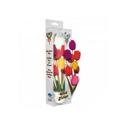 Piękny wibrator w Tulipanki+GRATIS miniwibrator