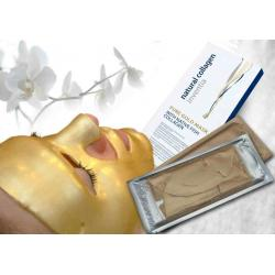 PURE GOLD MASK WITH NATIVE FISH COLLAGEN Colway !