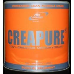 Kreatyna CREAPURE Monohydrat 250g CREATINE JAKOŚĆ