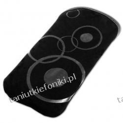 Etui do telefonów NEO iPhone 4, C7, N8, Mozart - Czarne