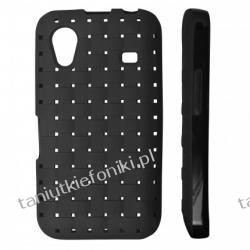 "HARD CASE ""COAT"" HTC DESIRE S (G12) czarny"