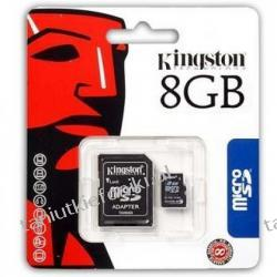 KARTA PAMIĘCI* KINGSTON Micro Sd 8G -1AD.