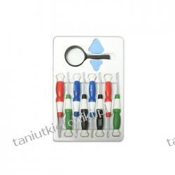 Zestaw narzędzi precyzyjnych BK8600