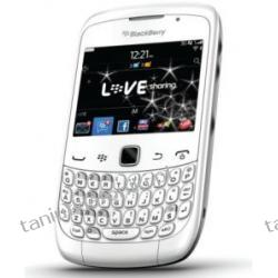 Blackberry 9300 Curve White