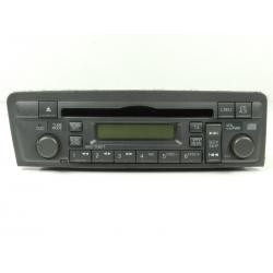 RADIO RADIOODTWARZACZ CD HONDA CIVIC VI 01-05