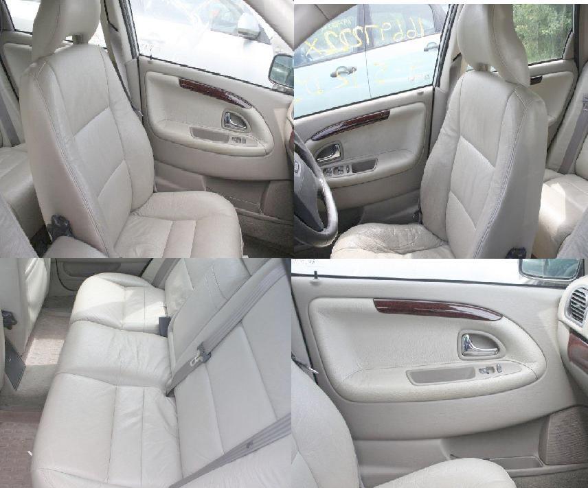 Fotel Fotele Kanapa Tapicerka Skóra Volvo V40 S40 Na Bazarekpl