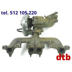 TURBOSPRĘŻARKA TURBO ROVER 200 400 220 420 2.0 TD