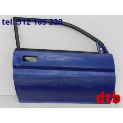 DRZWI PRAWE HONDA HRV HR-V 99-05 3D Drzwi