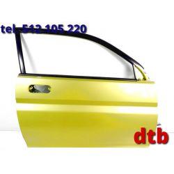 DRZWI PRAWE HONDA HRV HR-V 99-05 3D 3 DRZWI Y-57M Drzwi