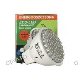 ECO-LED - żarówka powerled 60 MR16 120st ciepla250