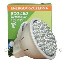 ECO-LED - żarówka MR16 54POWERLED 60`ciepla  220LM