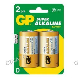 GP BATERIA GREENCELL 1,5V R20 13G-U2