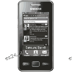 Samsung GT-S5260 Star II