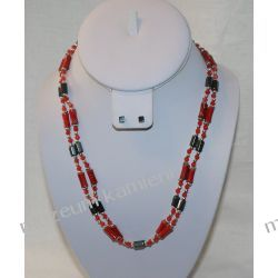 Magnetyczny naszyjnik-bransoletka Kolczyki
