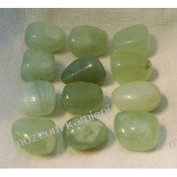 Jadeit - oszlifowany minerał Rzeźba