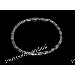 Gwiazdy w srebrze - piękna bransoletka B172 Wisiorki