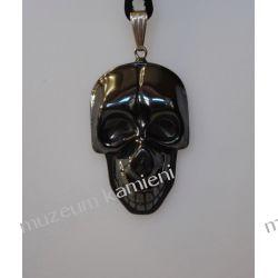 Wisior z hematytu W036 Biżuteria dla Panów