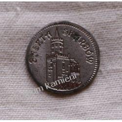 Moneta pamiątkowa z Muzeum Kamieni w Kamieniu Pomorskim POZ13 Kolczyki