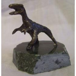 Alamosaurus minerały