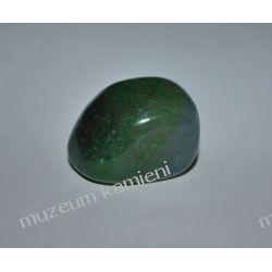 Agat zielony OT50 Kolczyki