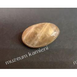 Piękny kamień księżycowy - OT28 Kolczyki
