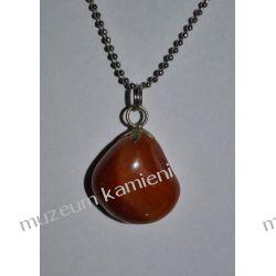 Karneol wisior W014 Biżuteria i Zegarki