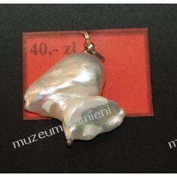 Perła - wisior W029 minerały