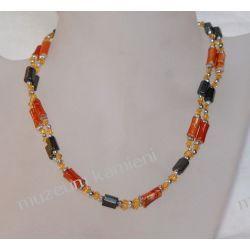 Magnetyczny naszyjnik-bransoletka MAG10 Biżuteria i Zegarki