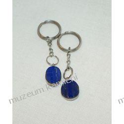 Brelok z lapis lazuli BRE10 skamieliny