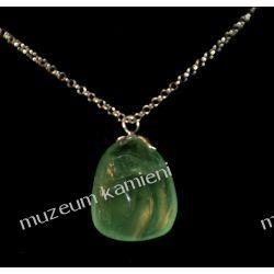 Piękny wisior z fluorytu w srebrze WAF01 Biżuteria i Zegarki