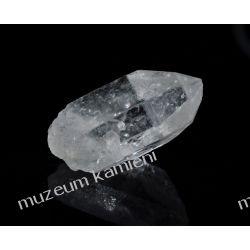 Piękny kryształ górski MIN16 skamieliny