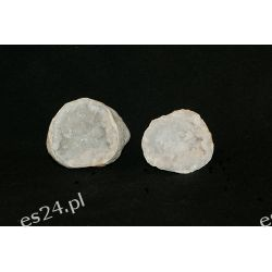 Geodka z kryształem górskim MIN05 minerały
