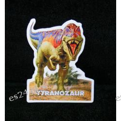 Tyranozaur - magnes Wisiorki