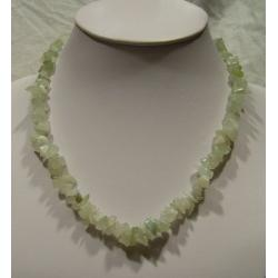 Naszyjnik z jadeitu NS031 Biżuteria i Zegarki